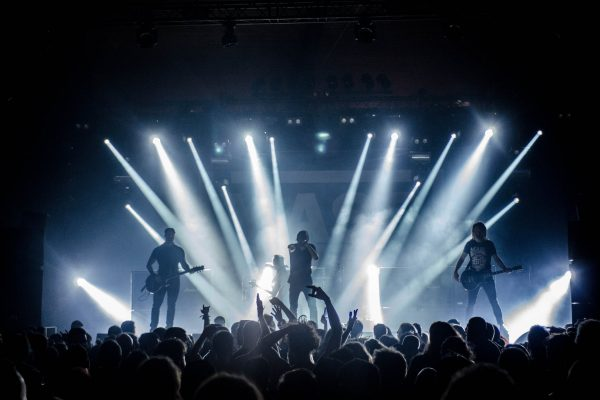 Why going to a gig is like first time sex!