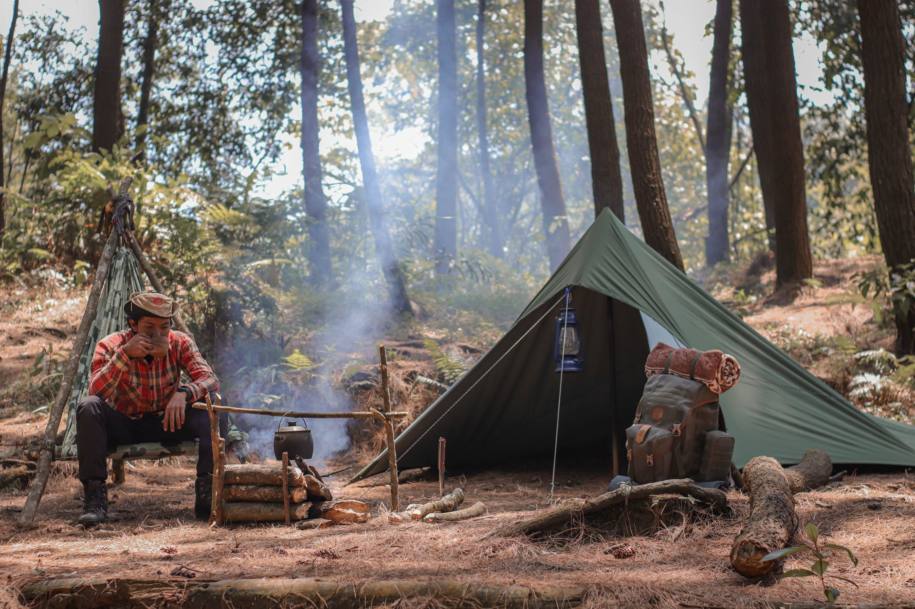 Grown up camping – is it even a thing?